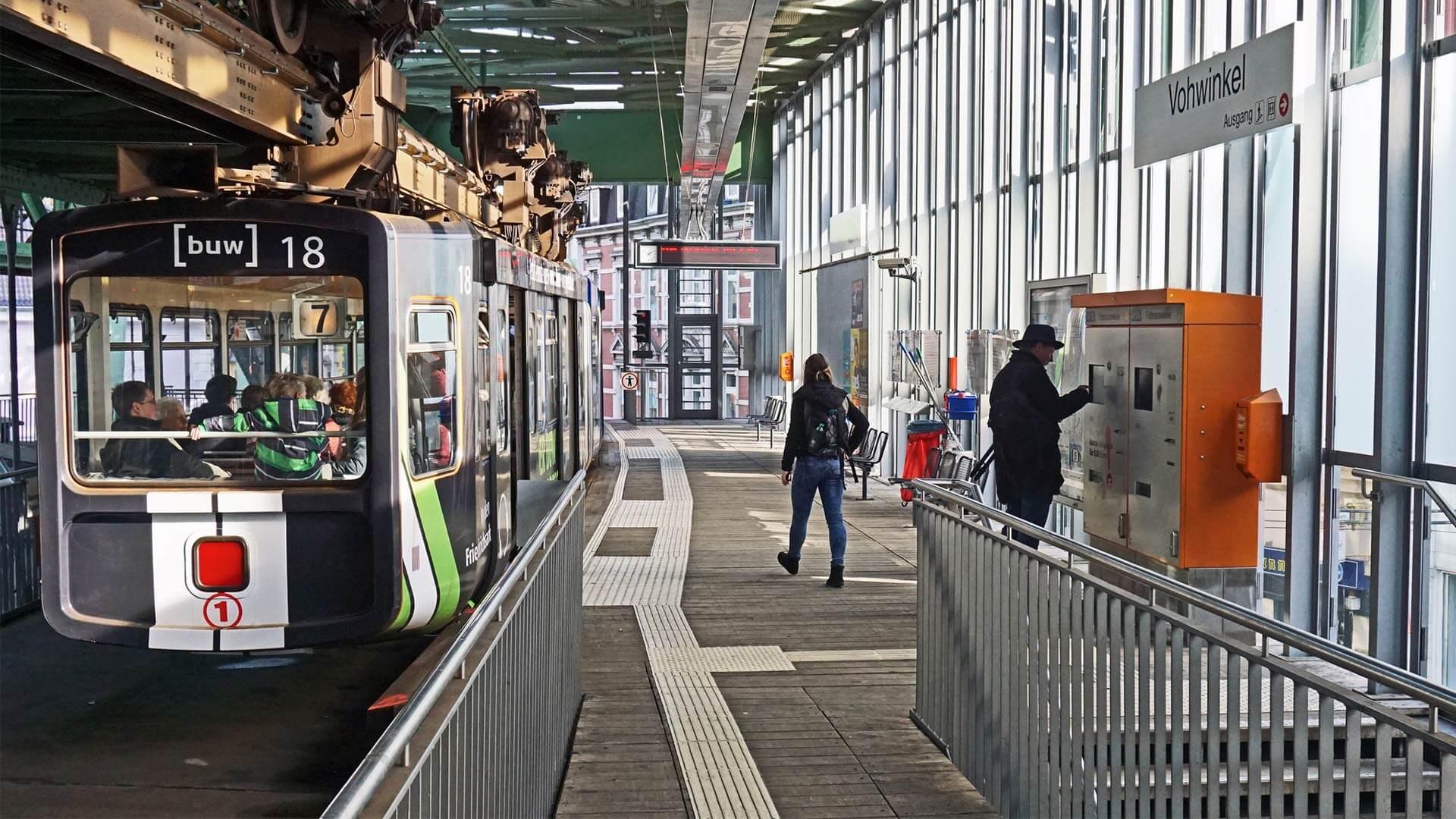 Zeitarbeit in Wuppertal Vohwinkel
